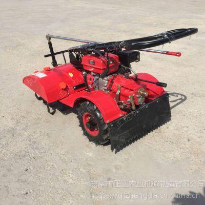 适用于果园的微耕机 四驱柴油微耕机报价