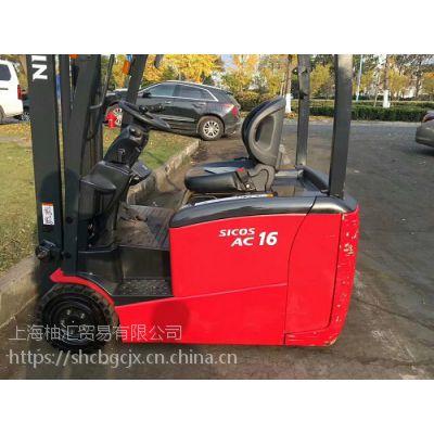 转让立至优1.6吨电瓶叉车准新车立至优出售
