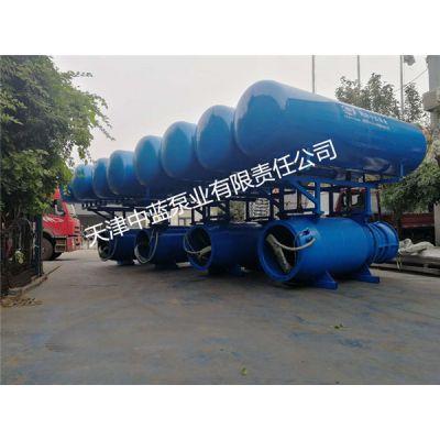浮筒轴流泵型号参数