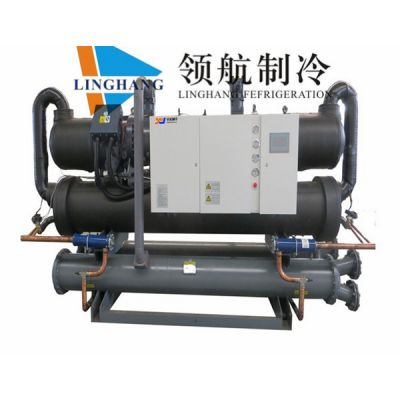 领航制冷(图)-深圳市螺杆式冷水机批发代理-螺杆式冷水机