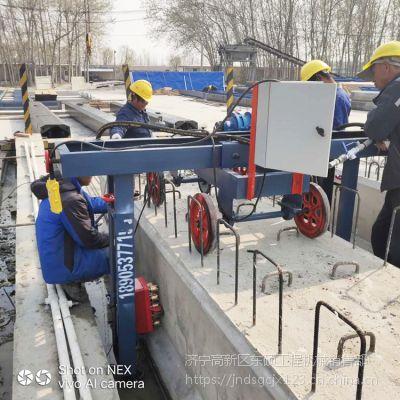 单边梁凿毛机 空心板凿毛机 悬轨式拉毛机厂家直销