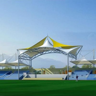 体育馆膜结构-新疆膜结构- 大疆丰景