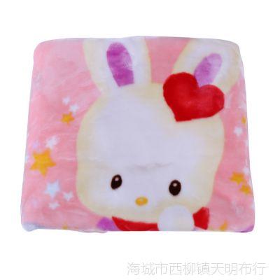21厂家直销 印花加厚婴幼儿英毯 午睡珊瑚绒盖毯 婴儿小毛毯