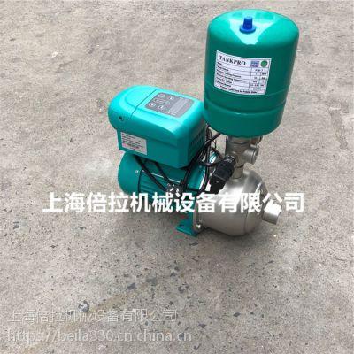 恒压变频泵 德国威乐MHI405 多级变频增压泵