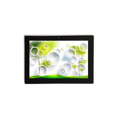带刷卡一体机安卓系统10寸电容屏