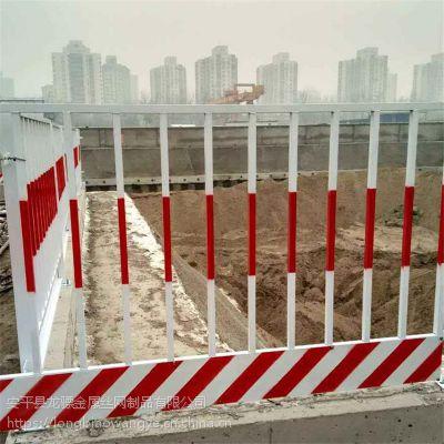 交通道路施工护栏 市政安全护栏 施工道路隔离栏