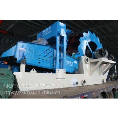 矿山砂石洗选设备 新型石粉洗沙机设备型号