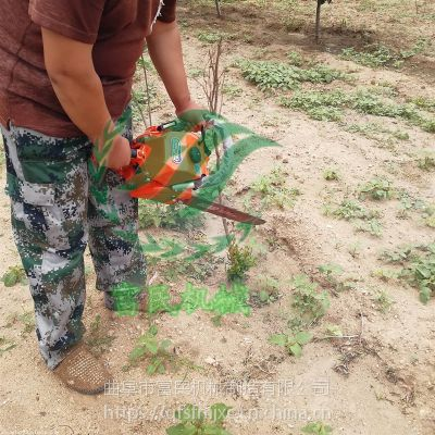 铲式带土球挖树机价格河北链条式起树机多少钱