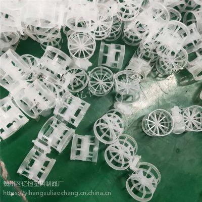 鲍尔环填料多少钱 鲍尔环填料厂家 亿恒塑料