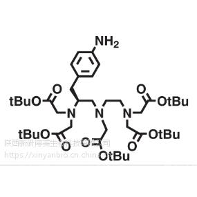 p-NH₂-Bn-DTPA-penta t-Bu ester,螯合剂