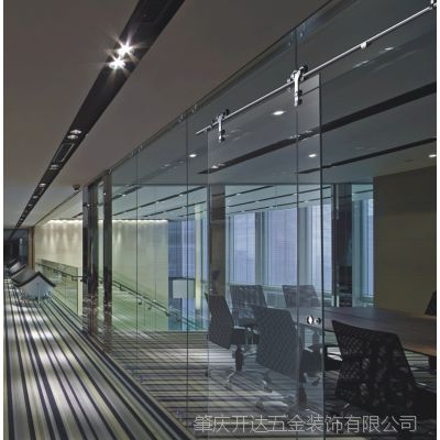 厂家供应 移门配件玻璃连接件 推拉门连件 即施妥门控五金配件