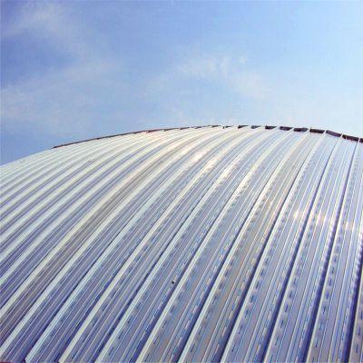 厦门 铝镁锰直立锁边金属屋面 65-430 奥体中心屋面