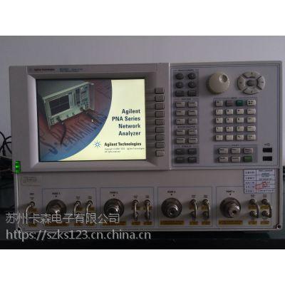 苏州南京租赁二手N5230C PAN-L矢量网络分析仪 销售出租N5230C