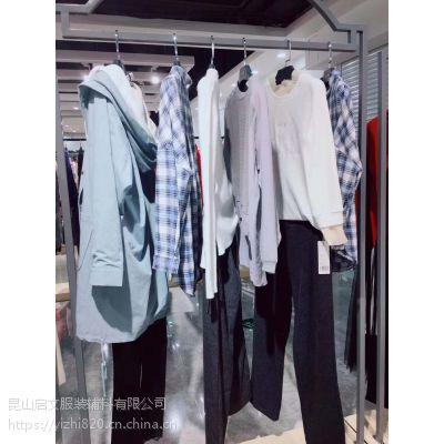 佳人苑17春现货多种款式多种风格品牌服装批发