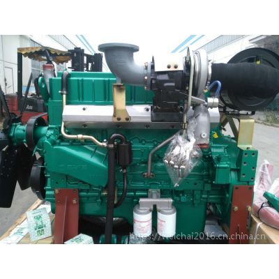 玉柴YC6MJ500L-D20发动机 350千瓦玉柴机组用发电型柴油机