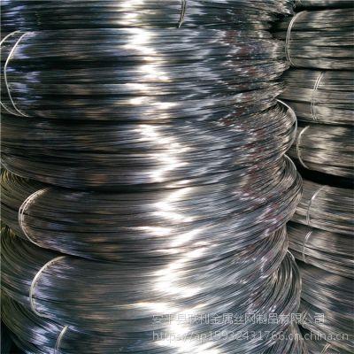联利二级品钢丝 大棚支撑钢丝 圆形镀锌钢绞线价格