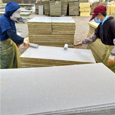 外墙建筑硅酸钙复合岩棉装饰一体板