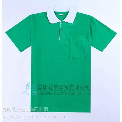昭通针织圆领速干系列T恤衫批发巧家文化衫印字【透气性强】