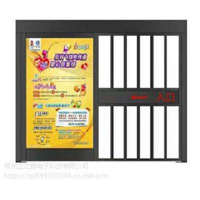 开封供应安装平移门 门禁系统 广告门 电动门 伸缩门