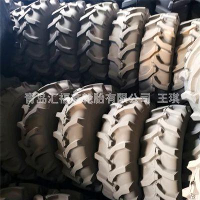 人字花纹收割机轮胎 10.0/75-15.3 农用轮胎