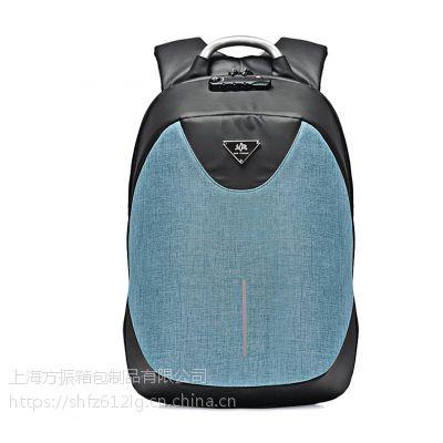 防水牛津布双肩包多功能电脑包便携学生书包