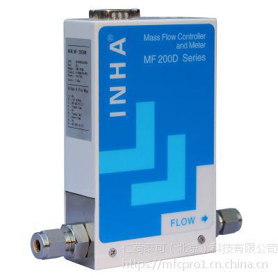 INHA MF200DM 数字型气体质量流量计
