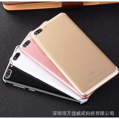 厂家直销 新款Q6手机 4.7寸四核智能手机 通用直板可OEM定制手机
