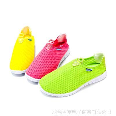 品牌剪标尾货外贸库存女鞋女士运动鞋凉鞋涉水鞋舒适透气轻便鞋子