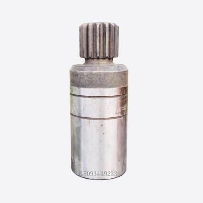 螺旋输送机配件电机与减速机连接轴套花键轴 12/15齿绞龙电机轴