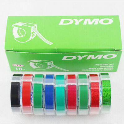DYMO达美1610手动标签打字带9mm*3m
