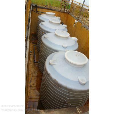 热销亚硫酸储液桶5吨化工化学原料水箱5立方耐酸碱露天桶