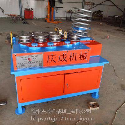 现货供应 大棚骨架加工机器 温室大棚弯管机 钢管数控折弯机