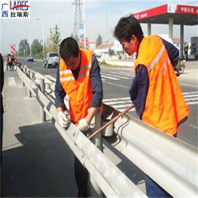 曲靖高速公路波形护栏 道路护栏厂家加工定制