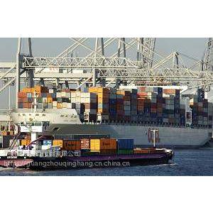 广州到白沙内贸集装箱运输公司