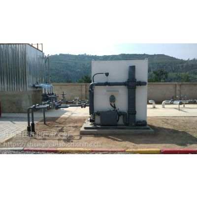 原油井口计量装置