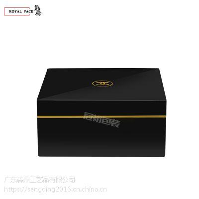 化妆品橡木盒_化妆品橡木盒生产_化妆品橡木盒定做-冠裕包装