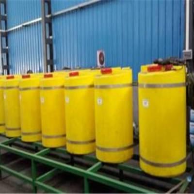 5吨(立方)PE加厚塑料加药箱 玻璃水洗衣液洗洁精搅拌桶 可配电机