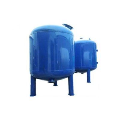 惠城区景区山泉水净化设备 沥林广旗循环水澄清水质碳钢过滤器