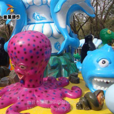 景区儿童游乐设备激战鲨鱼岛商丘童星厂家低价预售中