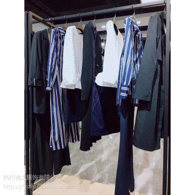 品牌18冬装尾货星期天女装品牌折扣清仓走份女式棉衣批
