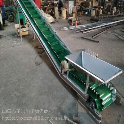 绿色光滑带运输机耐高温 电子原件传送机