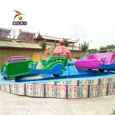 童星新型室外儿童游乐设备雷霆节拍外观美观有趣