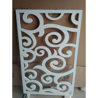 东林雕刻定制镂空装饰隔断板背景墙装饰板