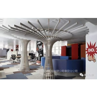 居众公装——公司办公室装修、免费量房出方案