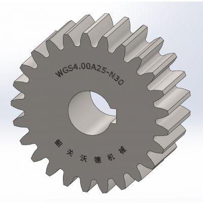 供应标准直齿轮【 M4.00 】,A型,精密齿轮,正齿轮