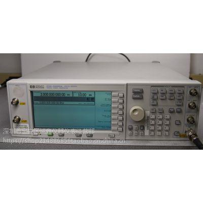 特价出售/出租 HP/Agilent ESG-2000A 模拟RF信号发生器 250kHz-2GHz