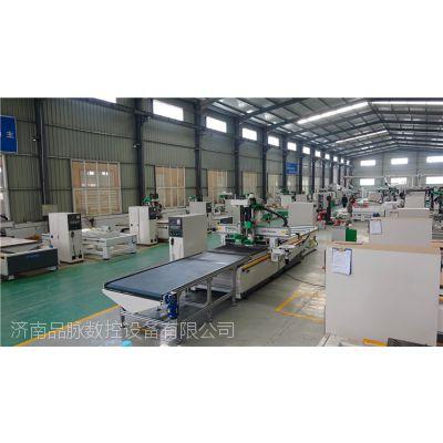 晋城全自动数控木工加工中心- 品脉数控整体家具数控制造设备配智能拆单软件