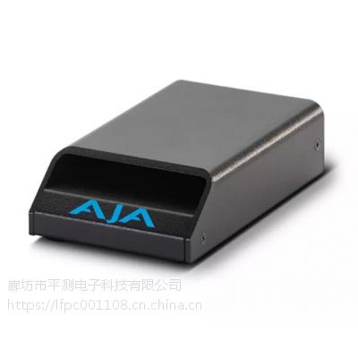 AJA Pak Dock ssd 硬盘读卡器