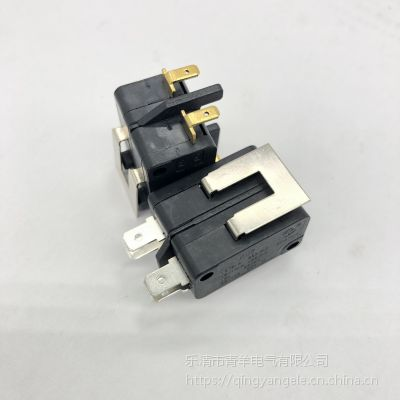 青羊KW13双联异步微动开关 电动工具开关