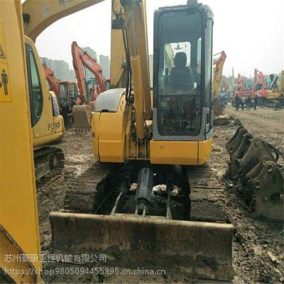 进口二手挖掘机小松78小型9成新二手挖机